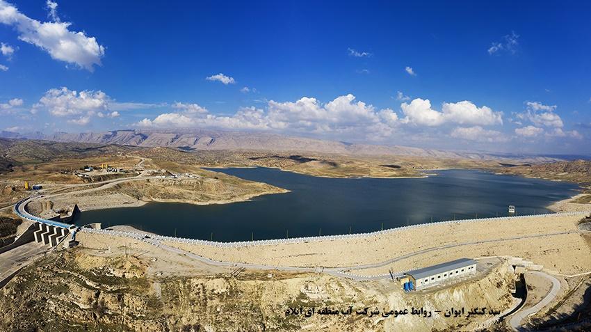 مدیر عامل شرکت آب منطقه ای ایلام: حجم ذخایر آب سدهای استان درسال جاری 20 درصد نسبت به مدت مشابه سال قبل کاهش یافته است.
